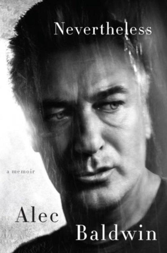 Boek cover Nevertheless van Alec Baldwin (Hardcover)