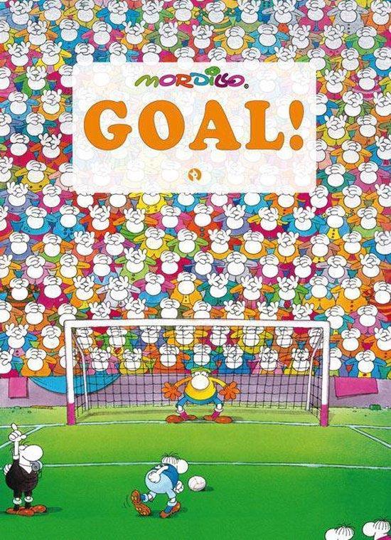 Boek cover Goal van Guillermo Mordillo (Paperback)