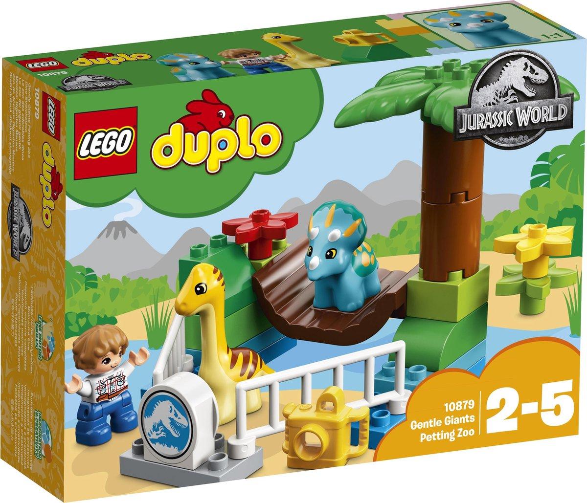 LEGO DUPLO 10879 - Jurassic Zoo