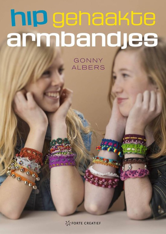 Hip gehaakte armbandjes - Gonny Albers | Readingchampions.org.uk