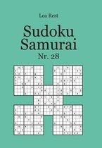 Sudoku Samurai Nr. 28