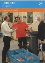Praktijkboek De organisatie Competent