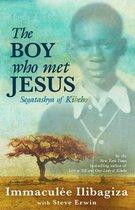 Omslag The Boy Who Met Jesus