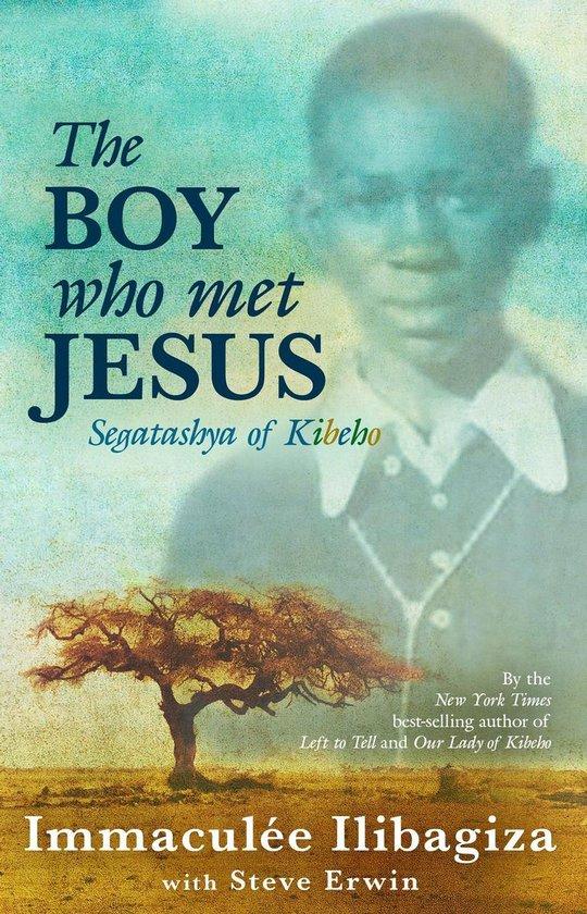 Omslag van The Boy Who Met Jesus