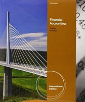 Boek cover Financial Accounting, International Edition (with IFRS) van Belverd E. Needles (Paperback)