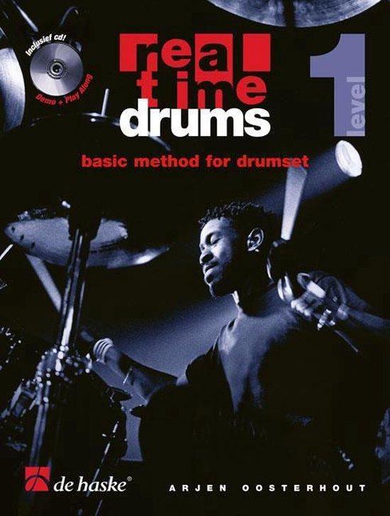 Afbeelding van Real Time Drums 1 Nl