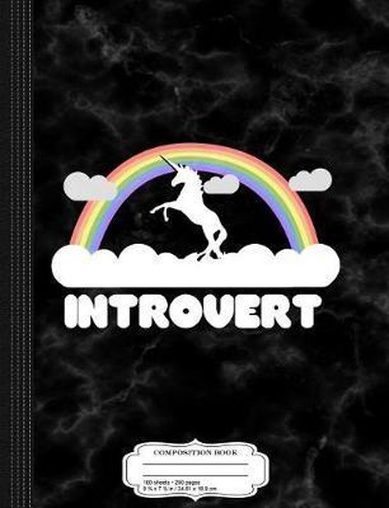 Introvert Composition Notebook