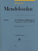 At the Piano - Mendelssohn