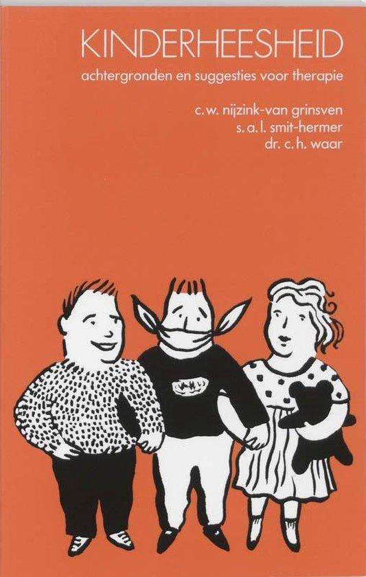 Kinderheesheid - C.W. Nijzink-Van Grinsven | Readingchampions.org.uk