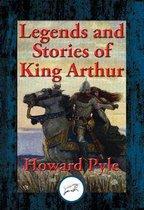 Boek cover Legends and Stories of King Arthur van Howard Pyle
