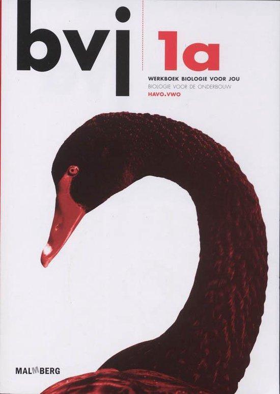 Biologie voor Jou 1a havo.vwo Werkboek - Waas, B.M.  