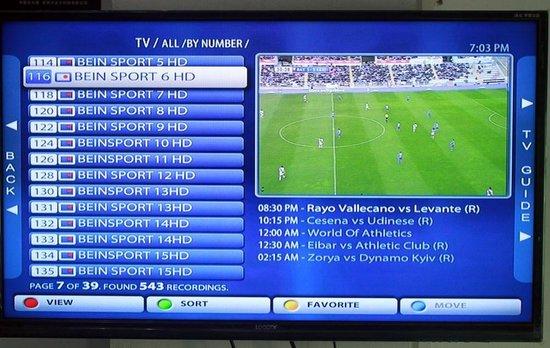 Mag 250 Set Top Box + 1 Jaar IPTV - 3400+ kanalen