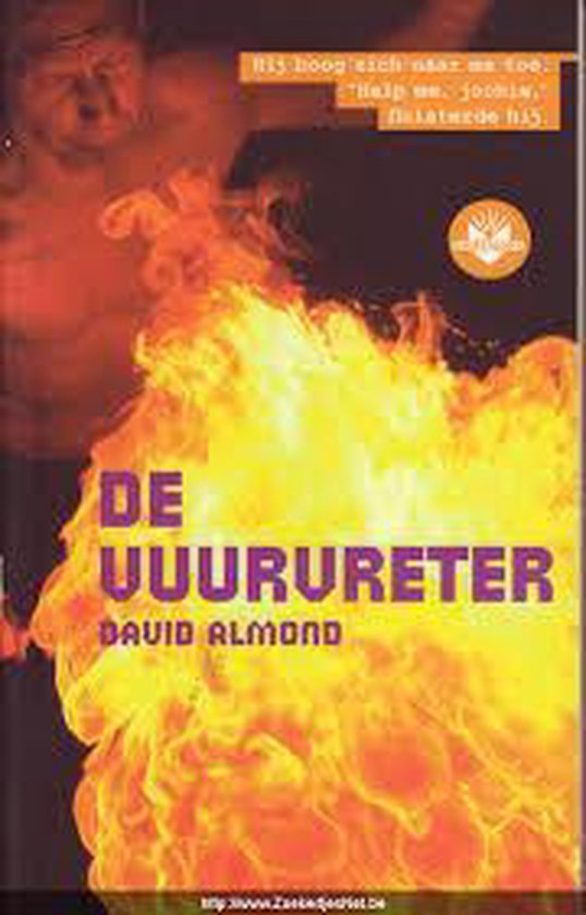 De vuurvreter - David Almond pdf epub