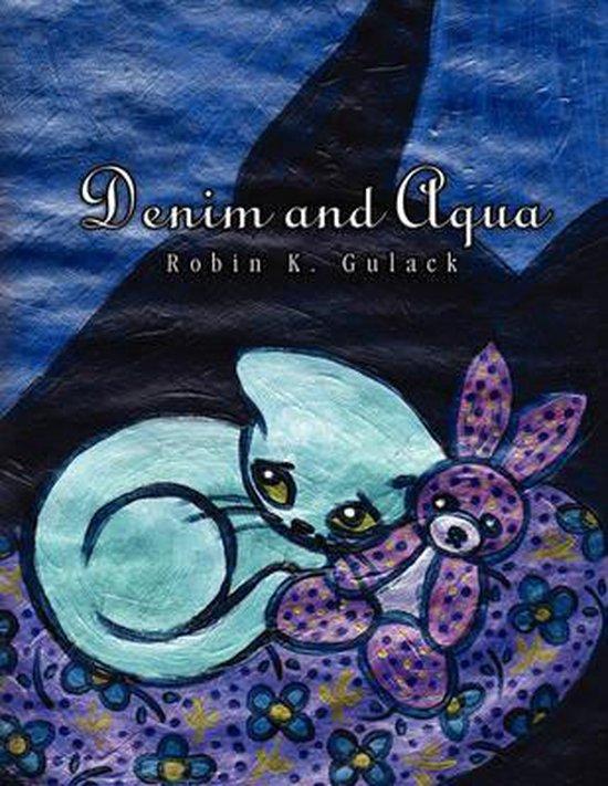 Denim and Aqua