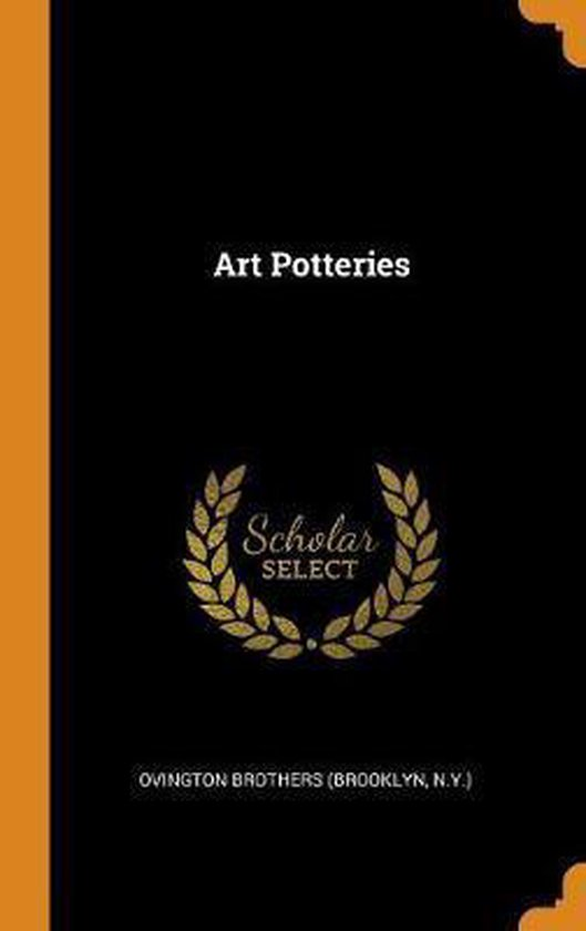 Art Potteries