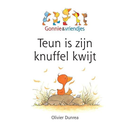 Gonnie & vriendjes - Teun is zijn knuffel kwijt - Oliver Dunrea  