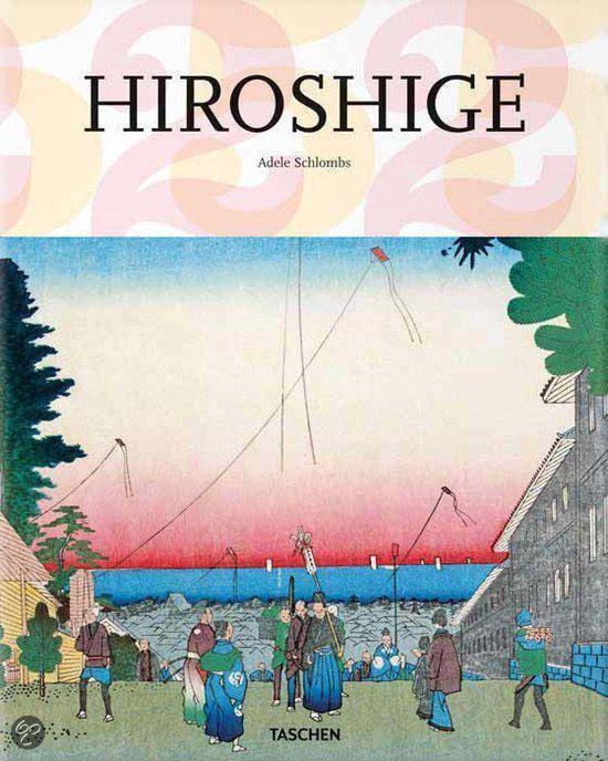 Hiroshige, 1797-1858 - Adele Schlombs | Fthsonline.com