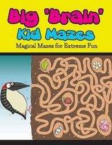 Big Brain Kid Mazes