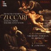 Zuccari: Mass in C minor; Magnificat in F major