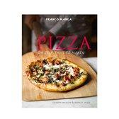 Boek cover Pizza om zelf thuis te maken van Giuseppe Mascoli (Hardcover)
