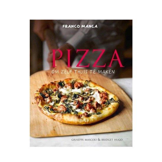 Afbeelding van Pizza om zelf thuis te maken