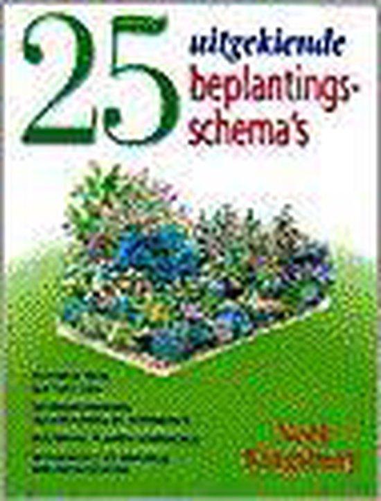25 Uitgekiende Beplantingsschema'S - Nol Kingsbury |