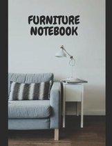 Furniture Notebook