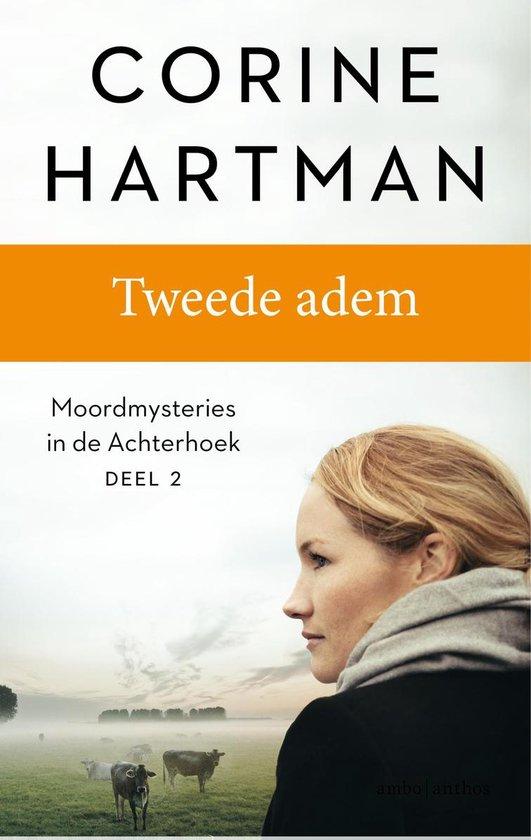 Moordmysteries in de Achterhoek 2 - Tweede adem - Corine Hartman |