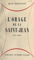L'orage de la Saint-Jean