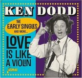 Love Is Like A Violin. The Early Singles And More