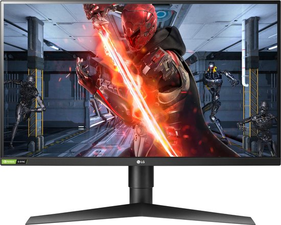 LG 27GL850 Ultragear - 27'' IPS Gaming Monitor (1ms/144Hz)