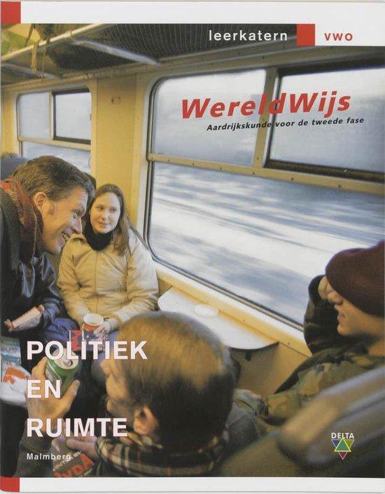 WereldWijs Module 1 politiek en ruimte vwo Leerkatern - W. Lentjes | Fthsonline.com