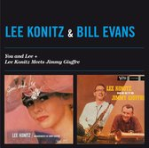 You And Lee/Lee Konitz Meets Jimmy Giuffre