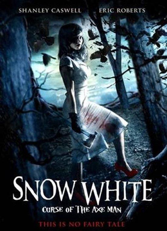 Cover van de film 'Snow White: Curse Of The Ax Man'