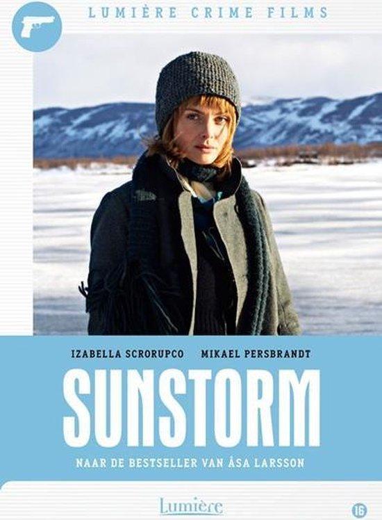 Cover van de film 'Sunstorm'