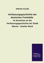 Verfassungsgeschichte Der Deutschen Freistadte