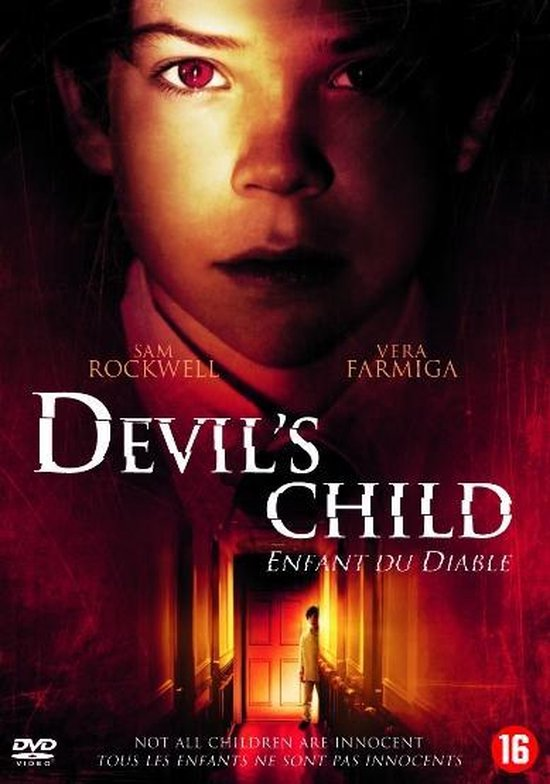 Cover van de film 'Joshua - Devil's Child'