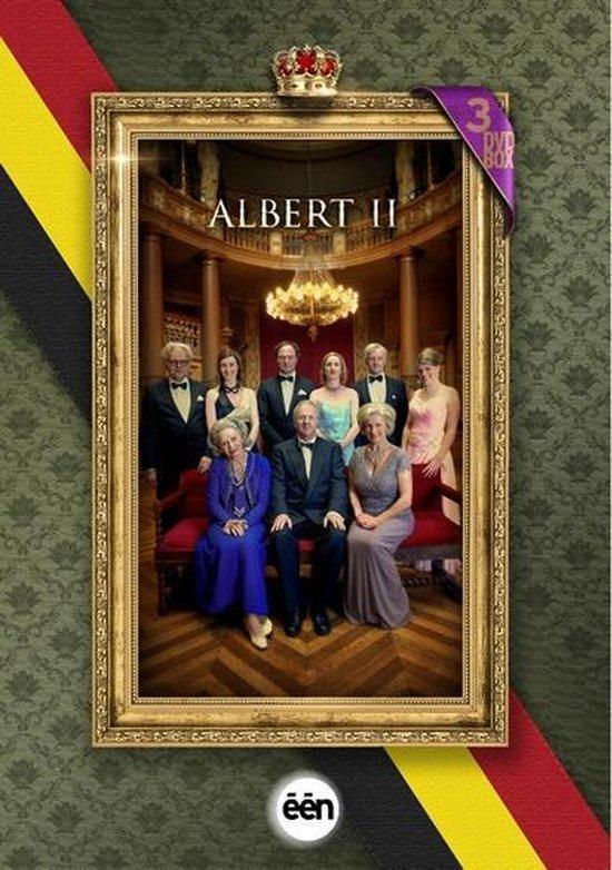 Cover van de film 'Albert Ii'