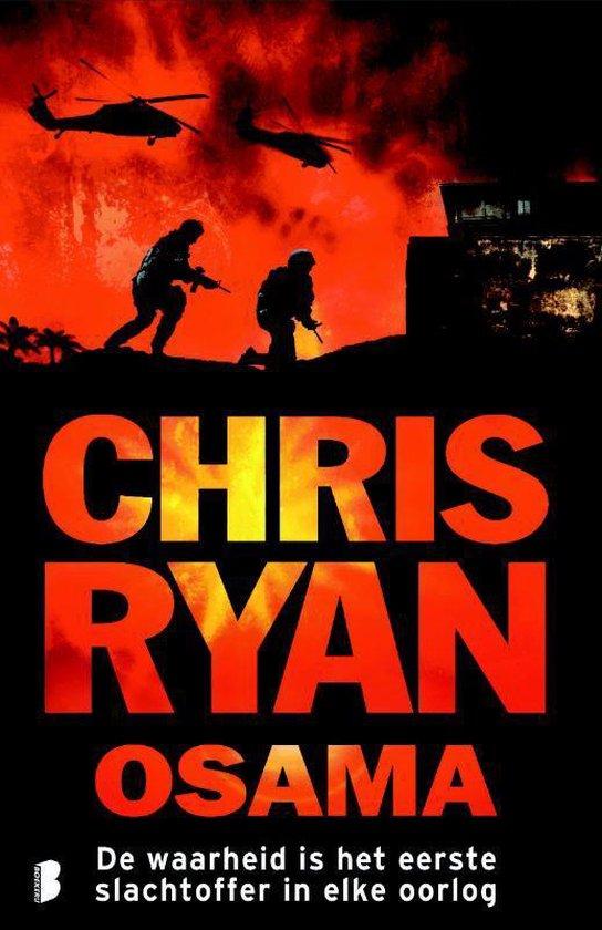 Osama - Chris Ryan |