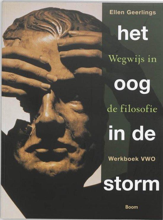 Het oog in de storm Vwo Werkboek - E. Geerlings |