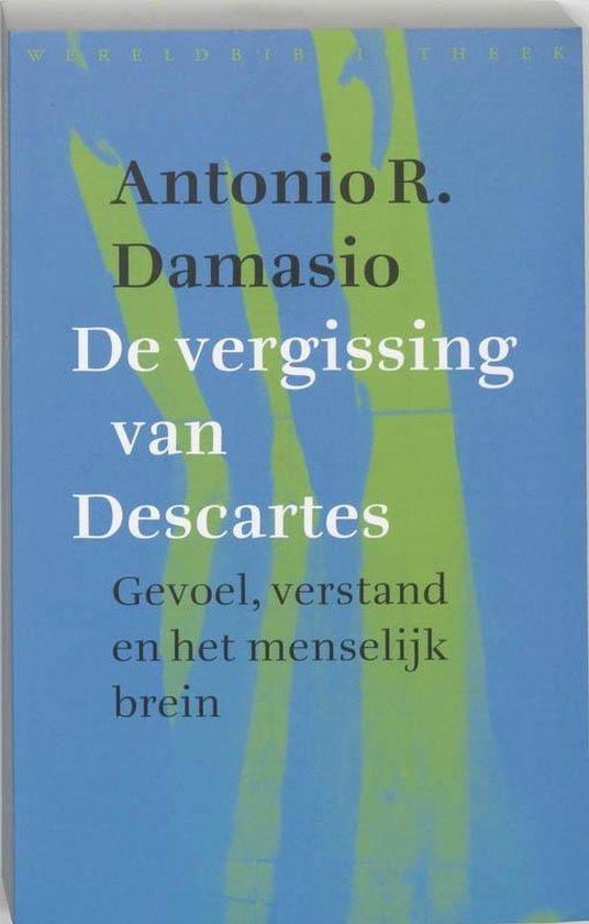 De vergissing van Descartes - Antonio R. Damasio | Readingchampions.org.uk