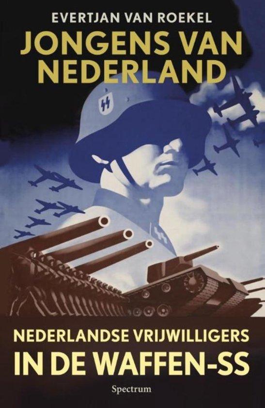 Boek cover Jongen van Nederland van Evertjan van Roekel (Onbekend)