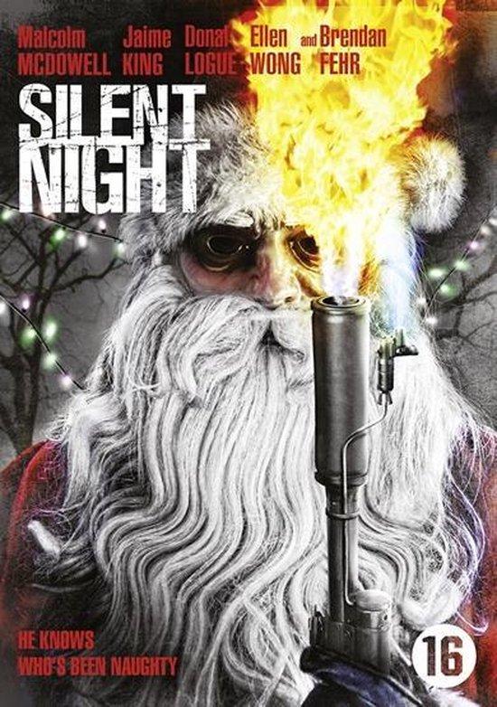 Cover van de film 'Silent Night'