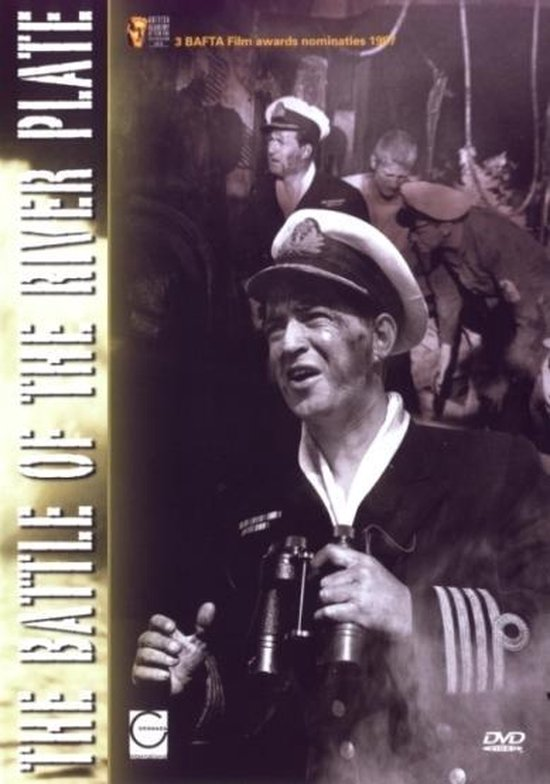 Cover van de film 'The Battle Of The River Plate'