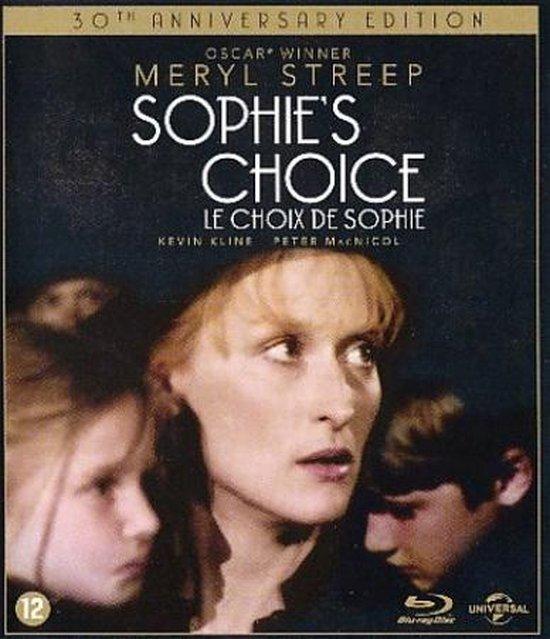Cover van de film 'Sophie's Choice'