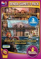 World's Greatest Cities + World's Greatest Places + World's Greatest Temples - Mahjong Bundle Edition - Windows