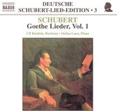 Schubert: Goethe Lieder, Vol.1