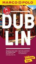 Dublin Marco Polo Pocket Travel Guide - with pull out map