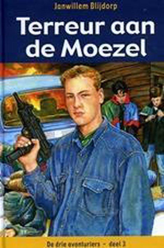Terreur Aan De Moezel - Jan Willem Blijdorp  