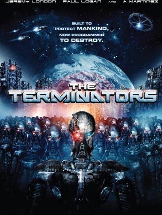 Cover van de film 'Terminators'